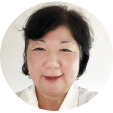 Edith Yamanoha, Program Manager of Felton's Aging Services, Senior Division